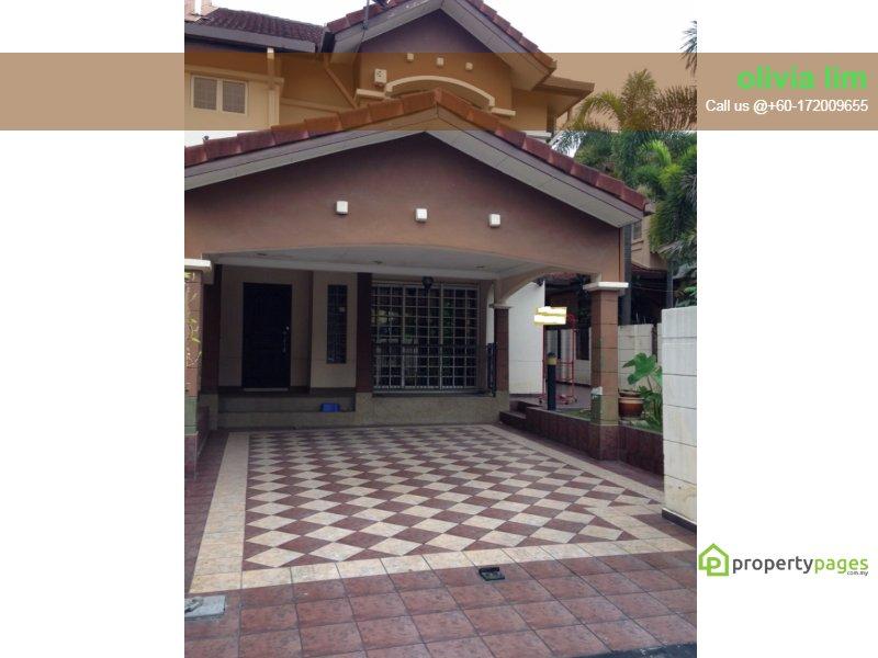 2 storey terraced house for sale 4 bedrooms 47630 subang jaya myla76167189
