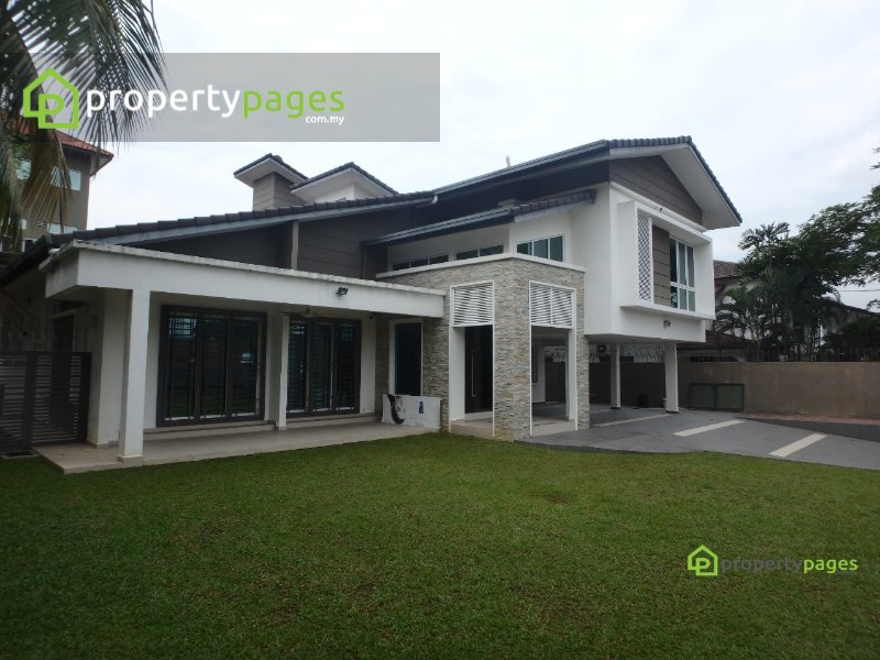 bungalow house for sale 5 bedrooms 46000 petaling jaya myla64149735