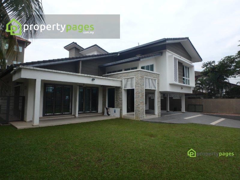bungalow house for sale 5 bedrooms 46000 petaling jaya myla64149735