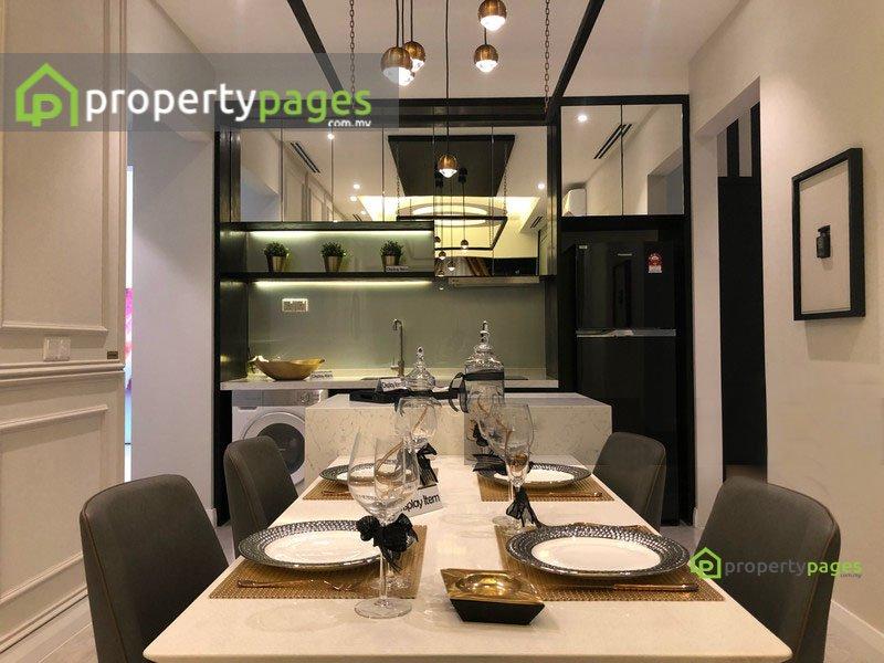 service residence for sale 1 bedrooms 55100 kuala lumpur myla66109488