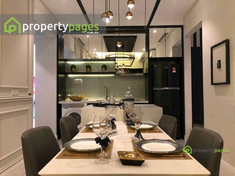 service residence for sale 1 bedrooms 55100 kuala lumpur myla66109488