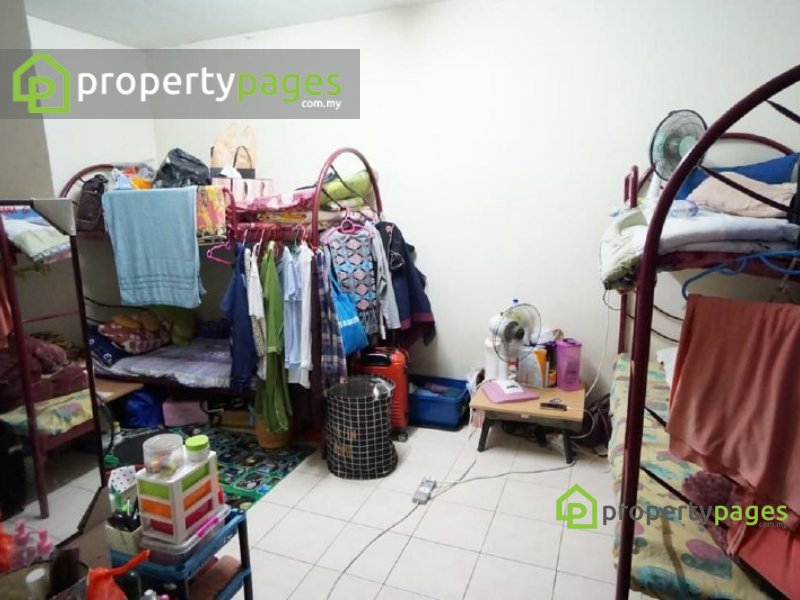 apartment for sale 3 bedrooms 40000 shah alam myla75479428