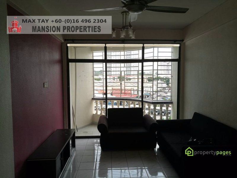 apartment for rent 3 bedrooms 11700 gelugor myla14555396