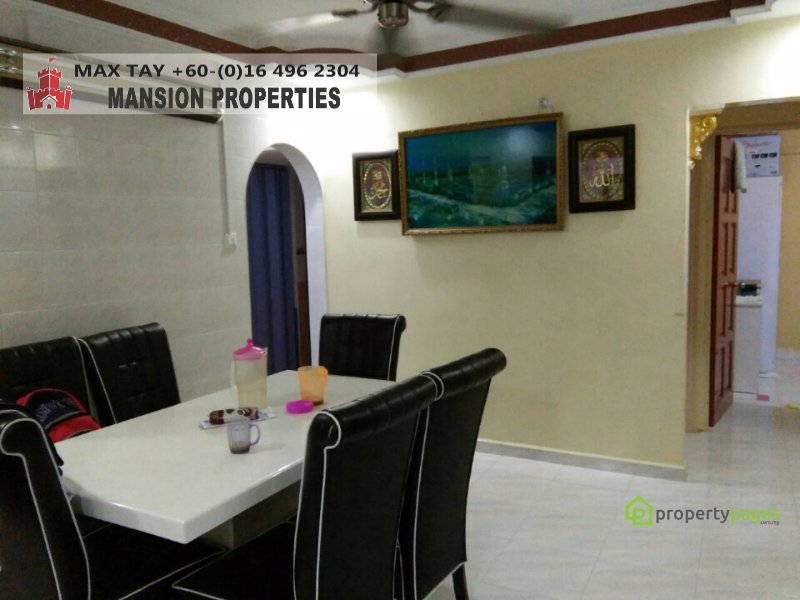 apartment for sale 3 bedrooms 11500 ayer itam myla29730559