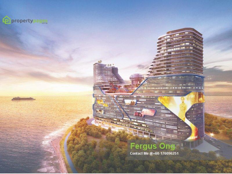 hotel  resort for sale 1 bedrooms 75000 melaka myla17048235