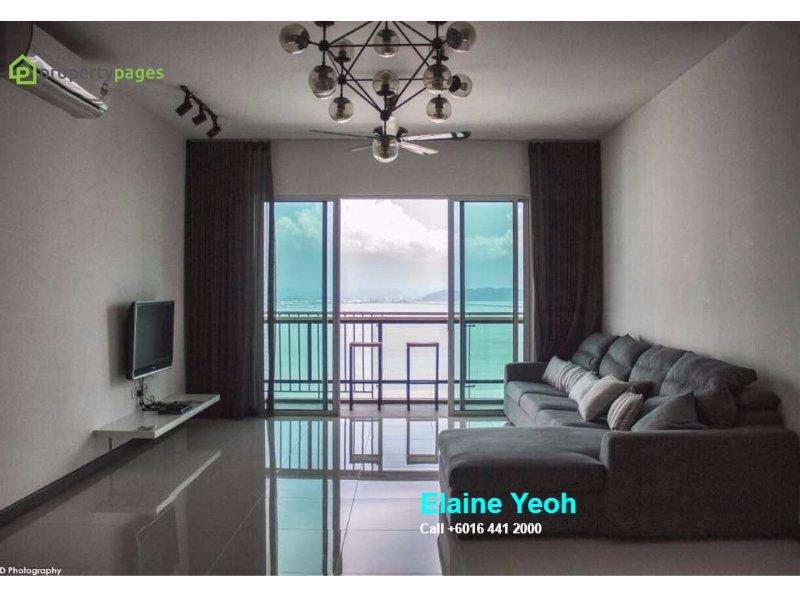 condominium for rent 3 bedrooms 11700 gelugor myla00753264