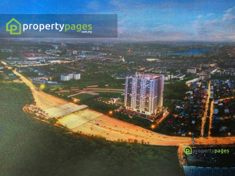 service residence for sale 3 bedrooms 47100 puchong myla59926940