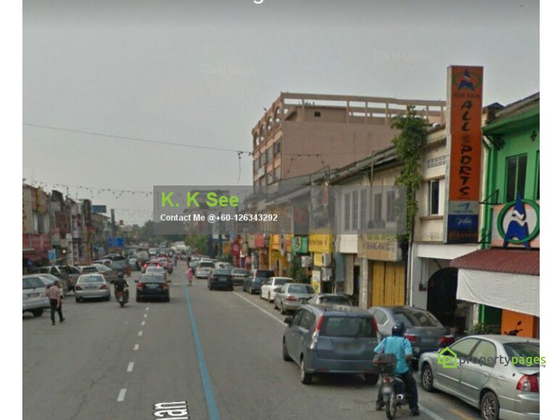 shop  office for sale 5 bedrooms 48000 rawang myla60469050