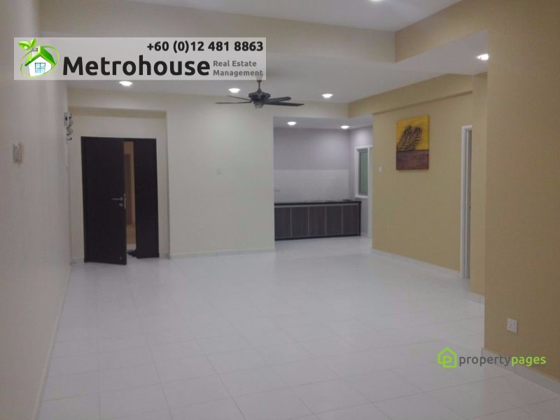 condominium for rent 3 bedrooms 11900 bayan lepas myla07017526