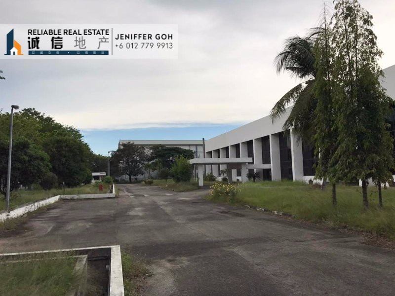 factory for rent 13600 perai myla14468802