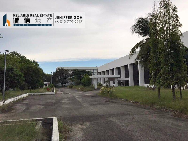factory for rent 13600 perai myla14468802