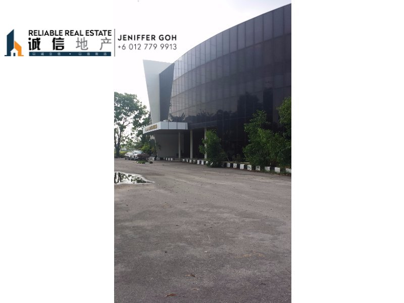 factory for sale 13600 perai myla34292486