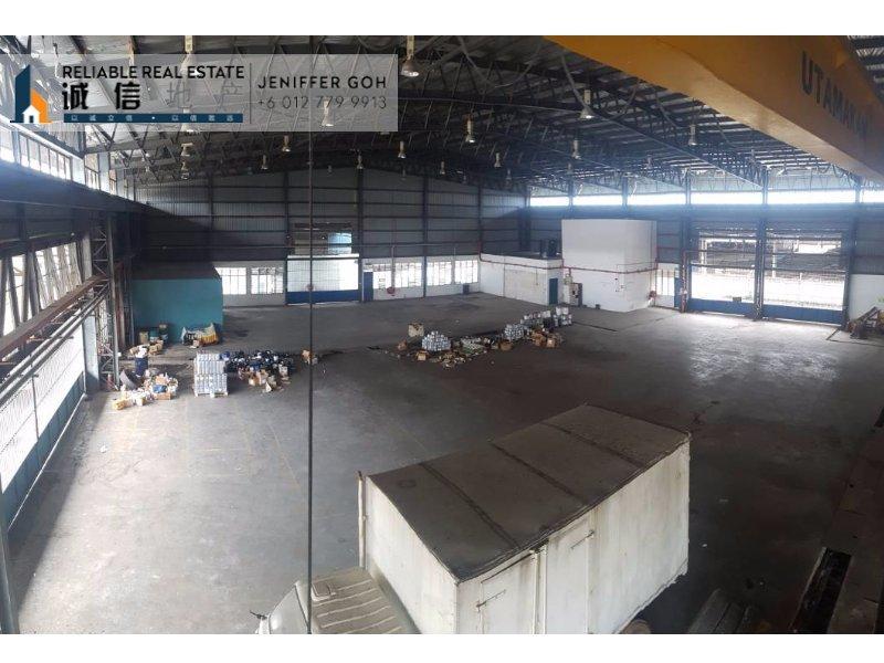 factory for sale 14100 simpang ampat myla61944577
