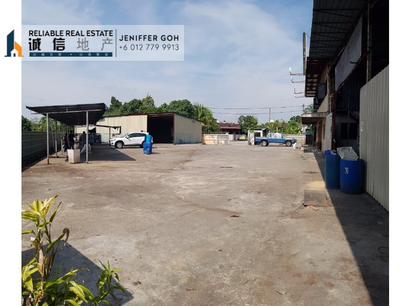 warehouse for rent 14100 simpang ampat myla95063229