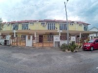 2 storey terraced house for sale 4 bedrooms 43500 semenyih myla31998702