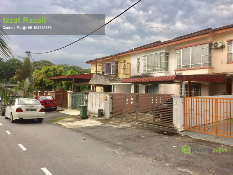 2 storey terraced house for sale 4 bedrooms 43500 semenyih myla43992106