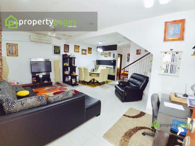 2 storey terraced house for sale 4 bedrooms 43500 semenyih myla75358213