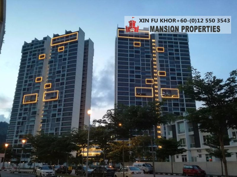 condominium for sale 3 bedrooms 11900 bayan lepas myla41656594