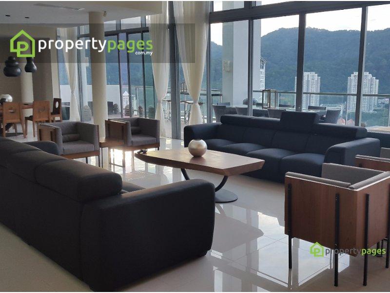 penthouse for rent 6 bedrooms 11200 tanjong bungah myla30032414
