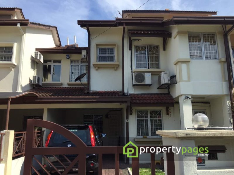 2 storey terraced house for sale 3 bedrooms 47620 subang jaya mylo91639331