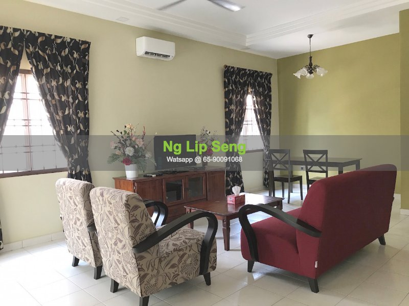 2 storey terraced house for sale 4 bedrooms 81100 johor bahru mylo29854680