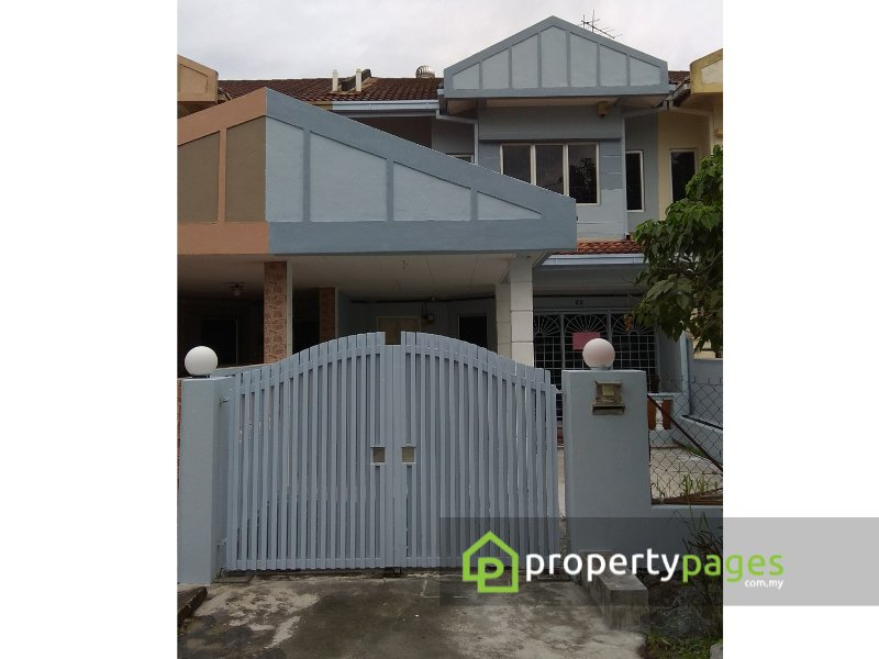 2 storey terraced house for sale 3 bedrooms 43500 semenyih mylo79434536