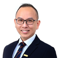 Real Estate Negotiator Mervin Yu