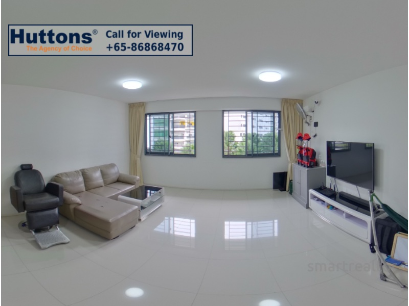 Checkout this property, 360 Virtual for 360 Virtual Tour for 5 room hdb flat for sale 3 bedrooms 822308 d19 sgla13507425#virtual-tour