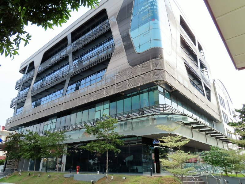 160 Changi Road, #B1-08 Hexacube the Commercial property ...