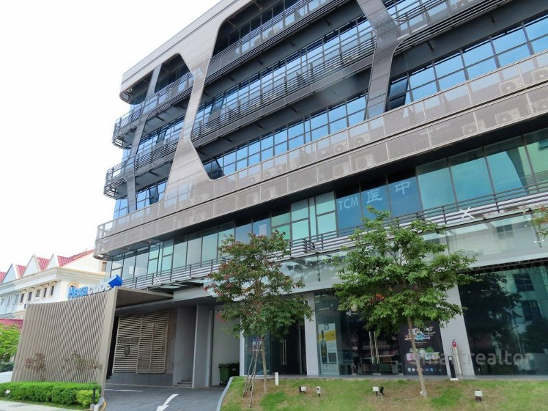 160 Changi Road, #01-11 Hexacube the Commercial property ...
