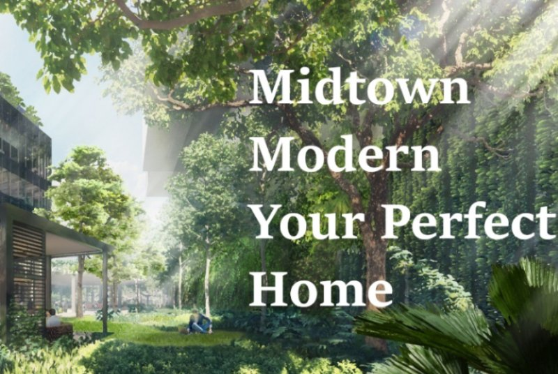 Midtown Modern: Your Perfect Home