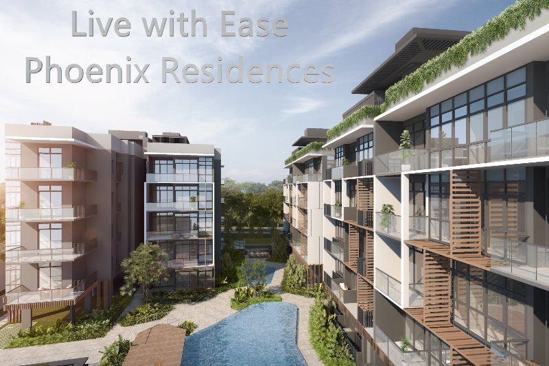Pheonix Residences: Live with Ease