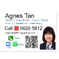 Real Estate Negotiator Agnes Tan