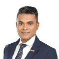 Real Estate Negotiator Roy Asokan