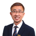 Real Estate Negotiator Eric Yong
