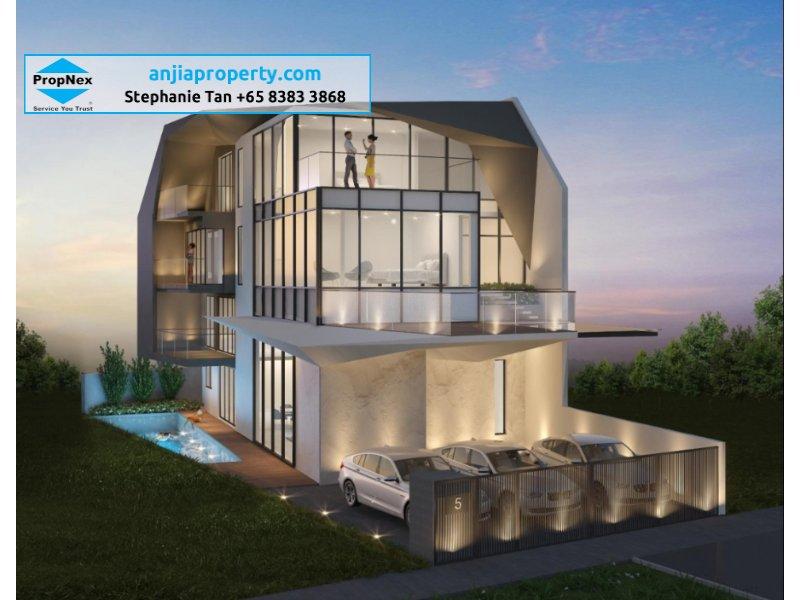 semi detached house for sale 6 bedrooms d10 sgla29476339