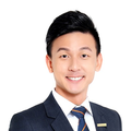 Real Estate Negotiator Hugo Xu