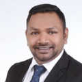 Real Estate Negotiator Vidyaraj Naidu