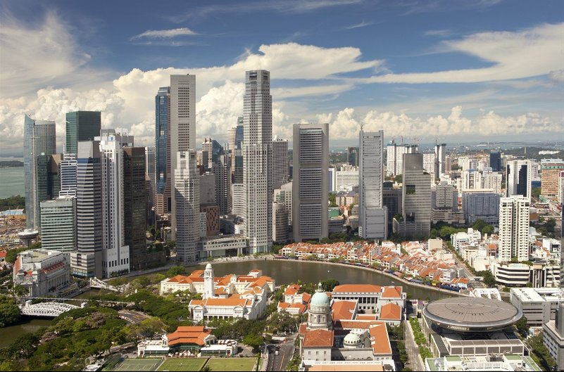 Not all million dollar resale flats located in central area