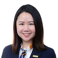 Real Estate Negotiator Megah Yang