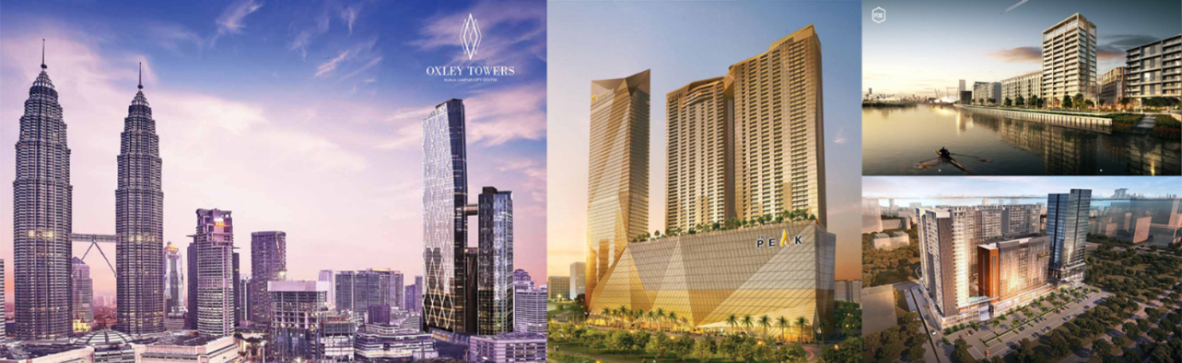 Oxley International Projects