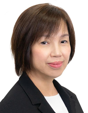 Ms. Shirley Tan