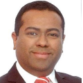 Real Estate Negotiator Russell Dsouza