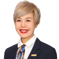 Real Estate Negotiator Faye Tan