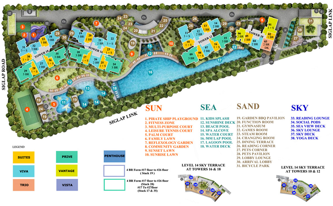 seaside residences 448869 sglp34865859