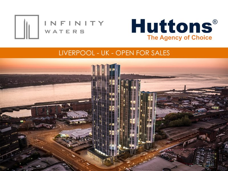 infinity waters liverpool l3 6jb sglp55703293